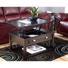 relaxing hatsuko lift top coffee table bernie phyls furniture