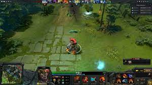 The new HUD stats section look really cheap - Dota2 Dev