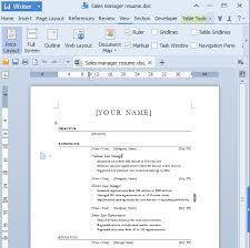 Set Word Templates In Wps Writer