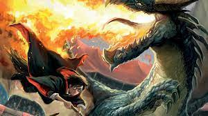 Harry Potter Dragon Wallpapers on ...