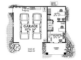 office space plans. simple space marvelous garage plans with office space floor plan 057g 0028 in