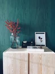 Behang Paint Green In 2019 Green Wallpaper Groen Behang