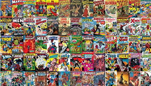 on marvel comic book wall mural with marvel comics wall mural geek decor