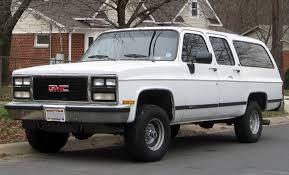 1983 GMC Suburban - Information and photos - MOMENTcar
