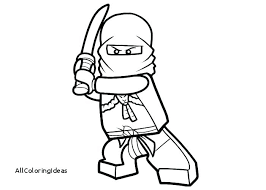 Coloring Pages Ninjago Free Ninja Coloring Pages Book Lego Ninjago