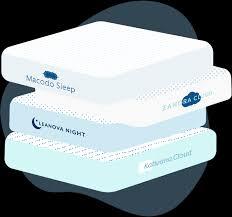 stack of mattresses. Illustration Of A Stack Mattresses