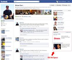 Facebooks New Layout Changes Ad Space Avalaunch Media