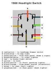 similiar headlight switch wiring keywords headlight switch wiring diagram moreover ford headlight switch wiring