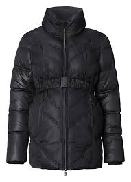 noppies winter coat lene black