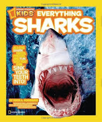 national geographic kids everything sharks all the shark facts photos and fun that you can sink your teeth into ruth musgrave 0884865491827