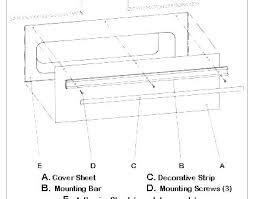 Mailbox flag dimensions Sheet Metal Through Yhomeco Through The Wall Mail Box Wall Mailbox Slot Through Wall Mailbox