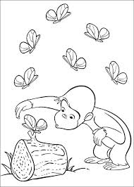 Free Printable Curious George Coloring Pages Get Coloring Page