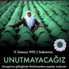 """Assiye Yıldırım on Twitter: """"#Srebrenitsa Katliamı'nı unutmadık,  unutmayacağız. Soykırımda yaşamını yitiren 8 bin 372 Boşnak kardeşimizi  rahmetle anıyorum.… https://t.co/175tQkXPV4"""""""