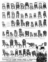 Different Styles Of Chairs