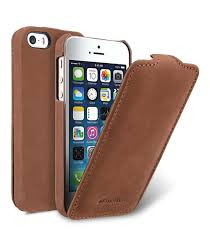 melkco premium leather case for apple iphone 5 jacka type classic vintage brown
