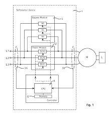 patent epa softstarter device and method for an electric patent drawing