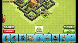 Clash Of Clans Layout Cv 4 Defesa Town Hall Defense Youtube