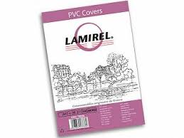 <b>Обложки</b> пластиковые, <b>Lamirel Transparent</b>, <b>A4</b>, 200 мкм ...