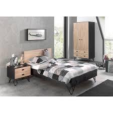 Jugendzimmer Schlafzimmer Set Ennis 12 Mit 120x200 Jugendbett Nachtko