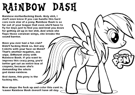 Small Picture Awesome Rainbow Dash Coloring Games Gallery New Printable