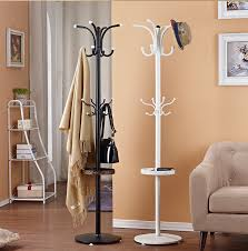 Buy Coat Rack Online Wooden dress hanger stand ashley furniture bedroom sets price pare 14