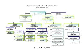 Schneider Organization Chart Ppt Division Of Revenue Operations Organization Chart
