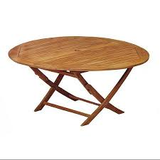 round wood outdoor table find round wood outdoor