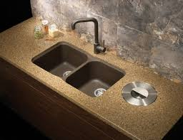 Undermount Composite Granite Kitchen Sinks Kitchen Sinks Home Depot Whitehaus Collection Countryhaus