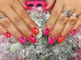 Gelové Nehty Inspirace č147 Magic Nails Gelové Nehty