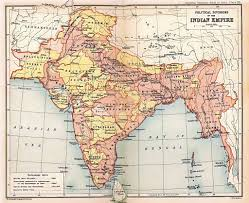 british colonies colonization of and why was it a turning english map of the british n empire from imperial gazetteer of