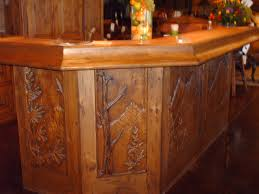 hand carved furniture.  Carved Carved Bar Panel Throughout Hand Furniture R