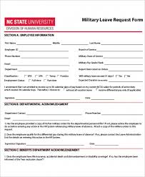 Request Forms Template Download Free 20 Leave Request Form Template Enhance The Format