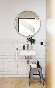 modern round bathroom mirror.  Mirror Round Bathroom Mirror Framed Modern Decorative  68 Best Powder Bath Images On Pinterest And R