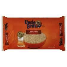 uncle bens converted enriched parboiled rice long grain original