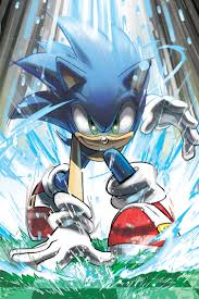 Archie S Sonic The Hedgehog 252