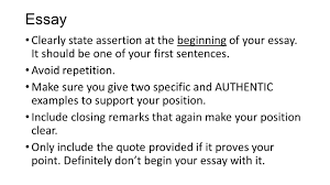 knowledge is power essay warm up respond to the following on your own sheet of notebook slideplayer essay avoid clich