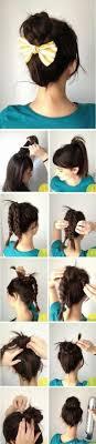 Jednoduché účesy Krátké Vlasy