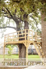 treehouses for kids. 15 Awesome Treehouse Ideas For You And The Kids! Treehouses Kids