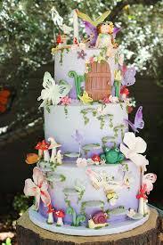 Fairy Tale Birthday Party Ideas In 2019 Gorgeous Cakes Fairy