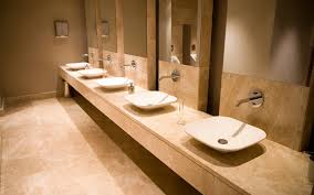 Commercial Washrooms - Luxury bathrooms london