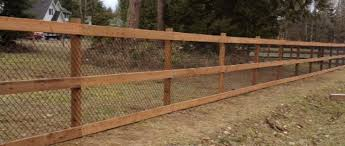 wooden farm fence. Industrial, Commercial, Farm \u0026 Field Fencing In Yelm Wooden Fence C