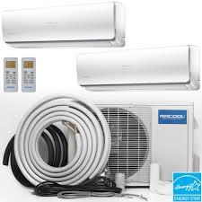 mrcool olympus 18 000 btu 1 5 ton ductless mini split air conditioner and heat pump