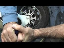 replacing <b>brake</b> pads <b>zoom</b> caliper - YouTube