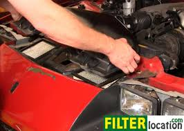 How to change the air filters on Chevy Camaro IROC-Z