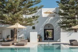 Home Design Greece Parilio Hotel In Greece By Interior Design Laboratorium