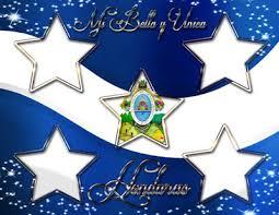 Image result for bandera de Honduras brillante