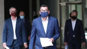 Victorians could be sent into a snap hard lockdown which would see tough 'stay at home' measures reinstated in a bid to stamp out the rising holiday inn coronavirus outbreak. L9lids Ib4hk1m