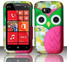 Nokia Lumia 822 Case, Balaji Owl ...