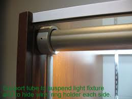 display cabinet lighting fixtures. Supporting Tube For Light Fixture Posting Led Display Case Cabinet Lighting Fixtures I