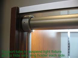 image display cabinet lighting fixtures. supporting tube for light fixture posting led display case image cabinet lighting fixtures c